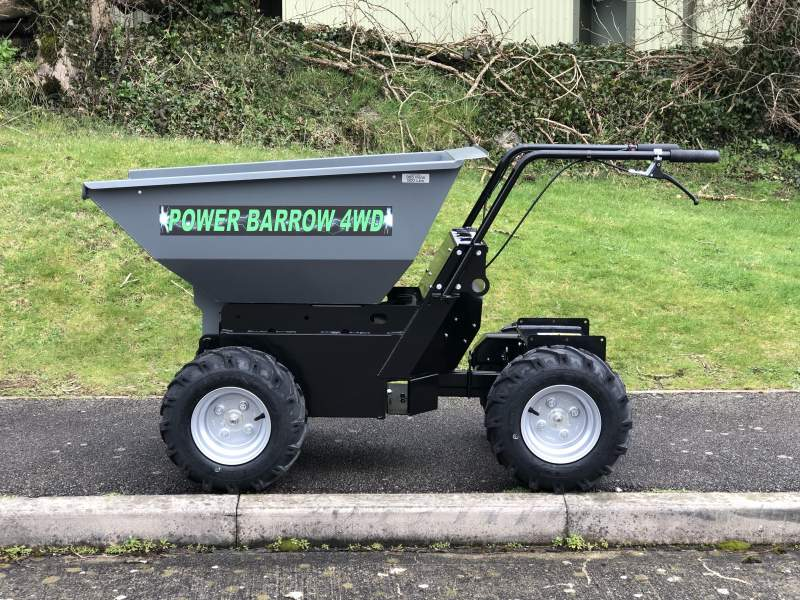 Power Barrow 4WD (Battery powered)